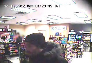 Police released images of robbery suspects
