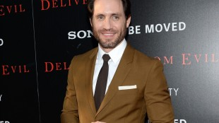 """FILE - In this June 24, 2014 file photo, actor Edgar Ramirez attends a special screening of """"Deliver Us From Evil"""" in New York. Ramirez stars in the film, """"Hands of Stone,"""" a film about boxing legend Roberto Duran. The film was picked up by The Weinstein Company for U.S. distribution rights during the Cannes International Film Festival. (Photo by Evan Agostini/Invision/AP, File)"""