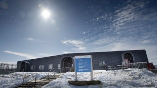 The Baffin Correctional Centre is seen Thursday, April 23, 2015 in Iqaluit. THE CANADIAN PRESS/Paul Chiasson