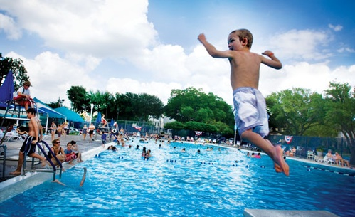 City asks for public input about options for kiwanis park for Pool design kitchener