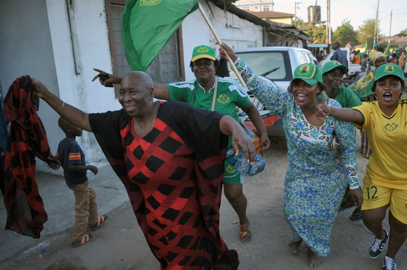 Tanzania S Ruling Party Wins Presidential Election To