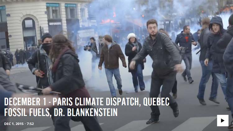 Daily VICE: Paris climate dispatch, Quebec fossil fuels ...