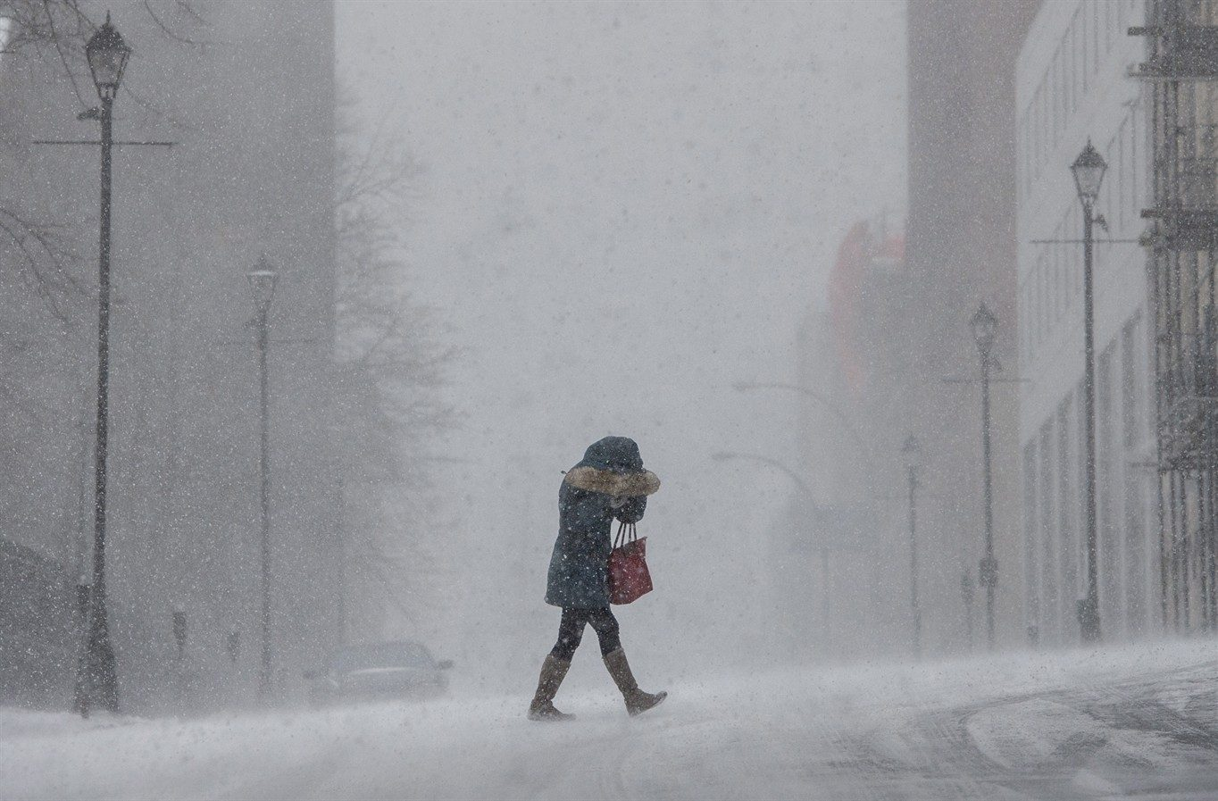 Snow squall watch in effect