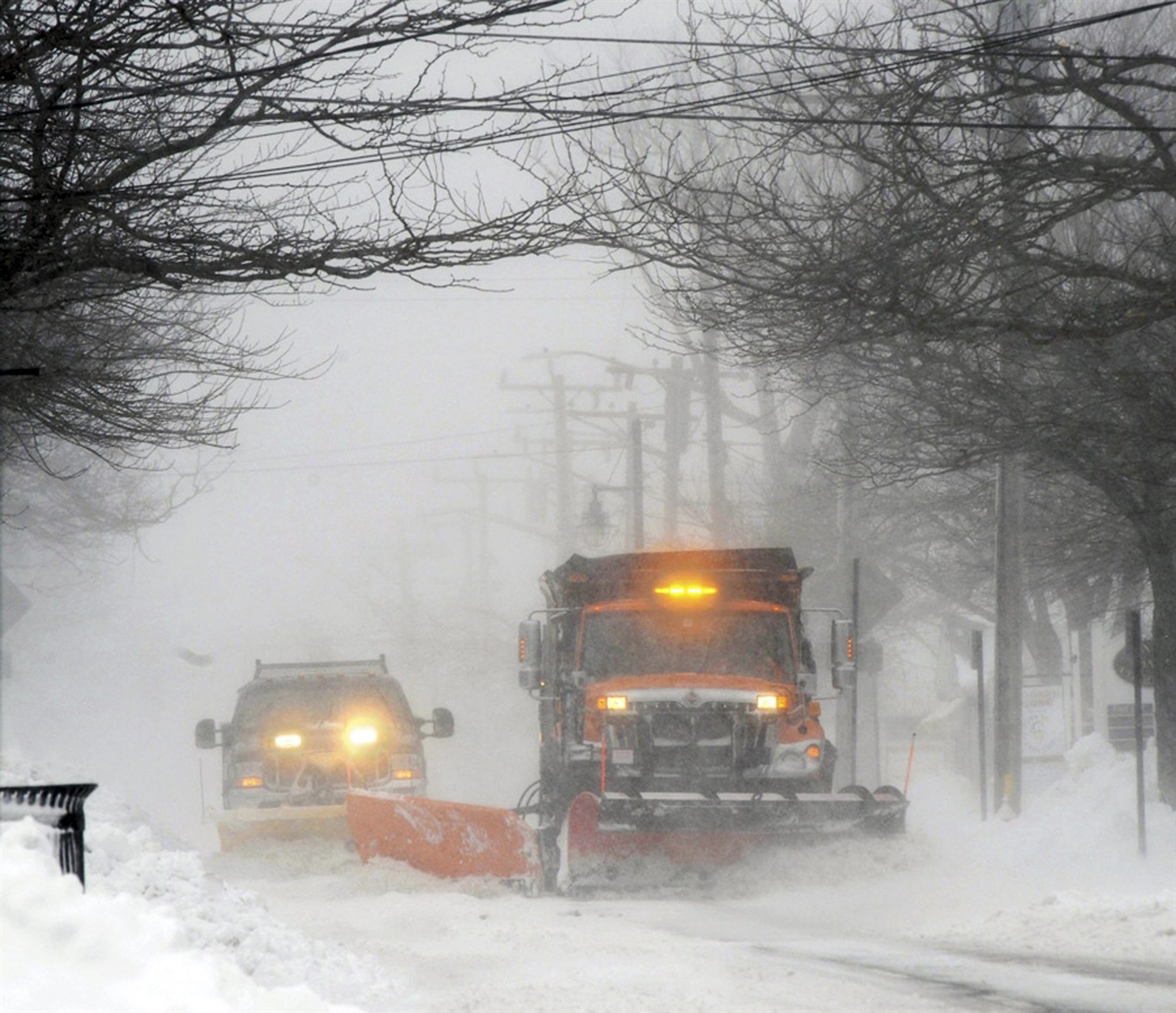 New England Digs Out From Latest Storm; Snow In Mid
