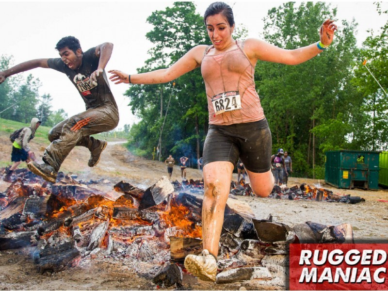 Rugged Maniacs Hit Chicopee For One Of Canada S Largest