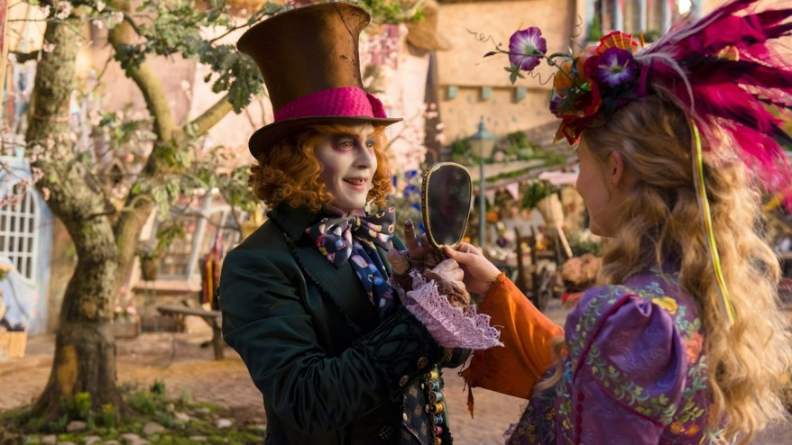 Johnny Depp's Alice Through the Looking Glass bombs