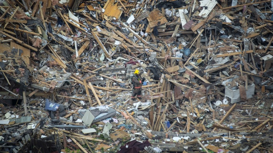 Police say Mississauga house explosion now a criminal investigation