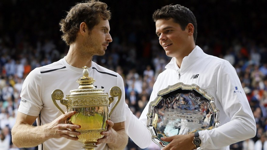 How did Murray tame Raonic? The key points