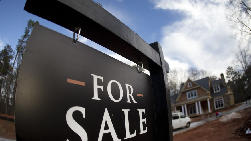 New home sales up more than 25 percent from a year ago