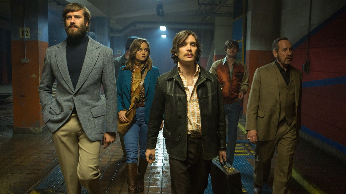 Watch the Red Band Trailer for Ben Wheatley's Free Fire