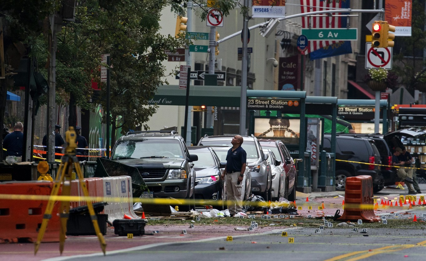 Ahmad Rahami's father called his son a terrorist two years ago
