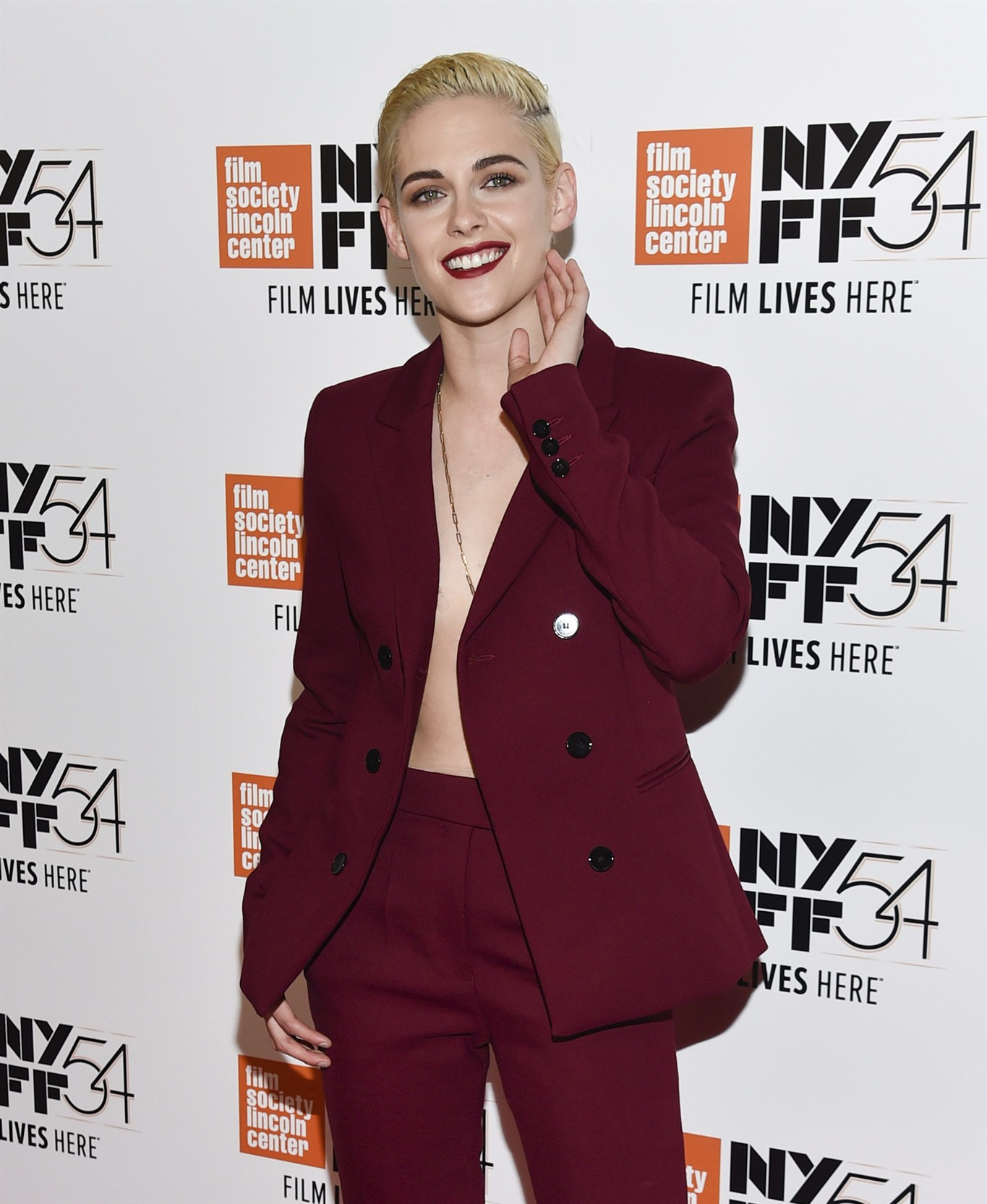 nyff films kristen stewart admits she s a workaholic  file in this oct 3 2016 file photo actress kristen stewart attends a special screening of certain women during the 54th new york film festival in new