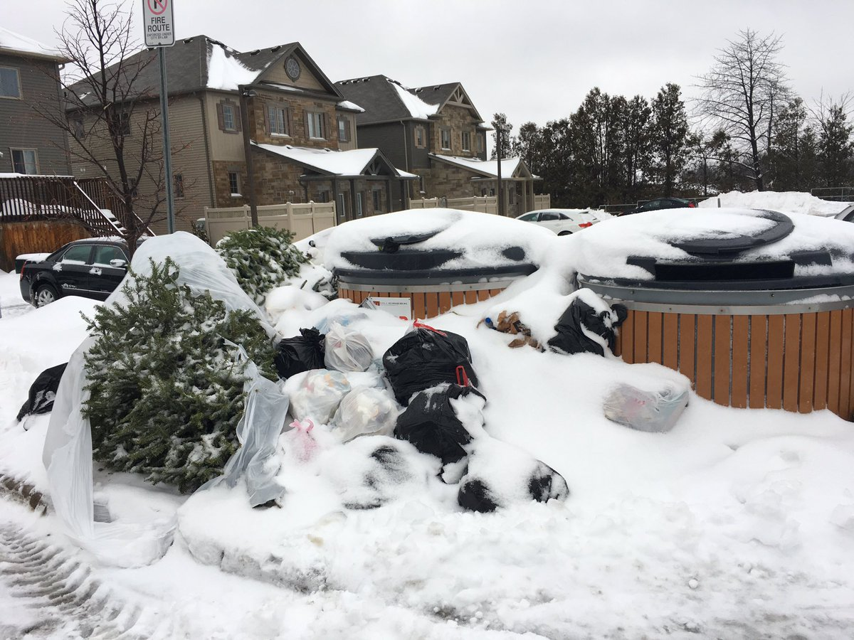 changes to garbage collection coming in march 570 news waste pickup changes in kitchener waterloo