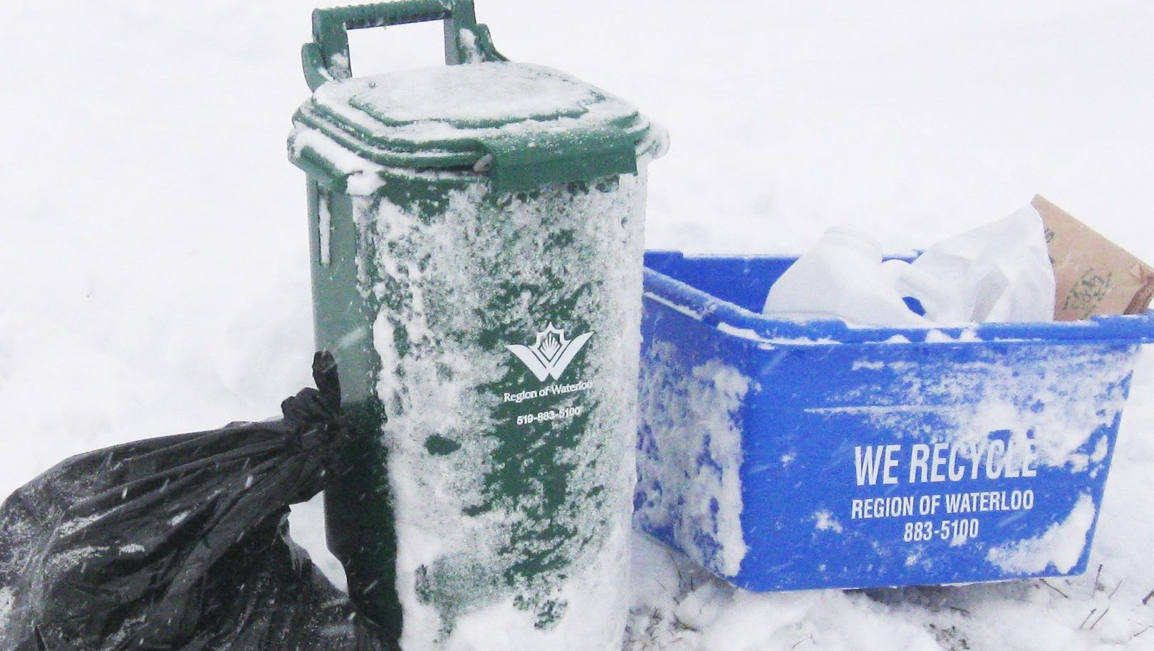 region releases new info on garbage collection changes garbage not picked up thursday due to storm will be