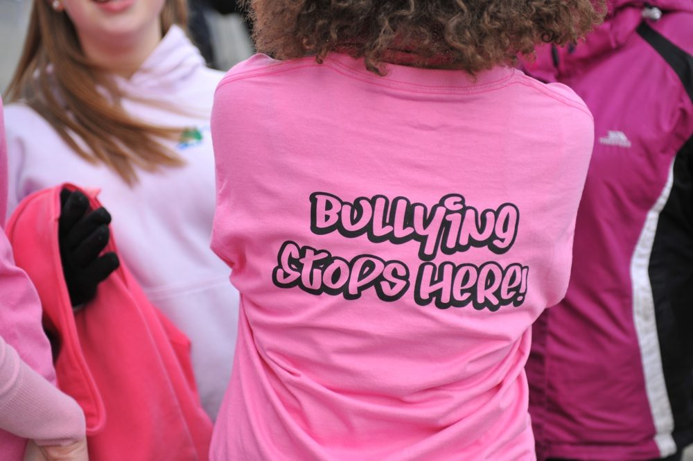 Waterloo Region helps end bullying through Pink Shirt Day - 570 NEWS