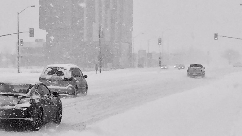 Winter Storm Southern Ontario: Special Weather Statement: At Least 10 Cm Of Snow On The