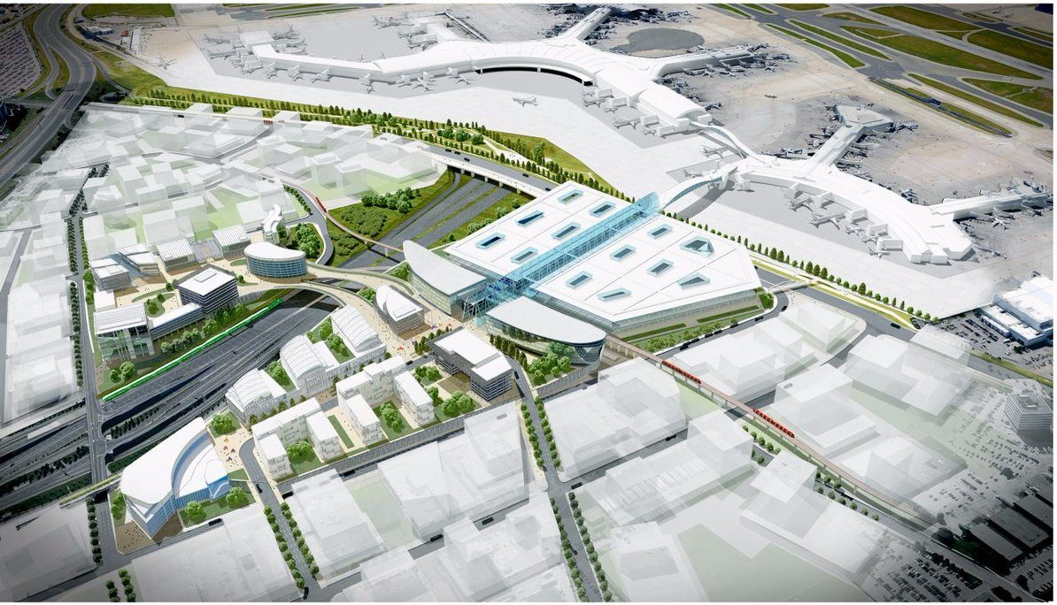 Proposed Pearson Transit Hub highlights two-way all-day public ...