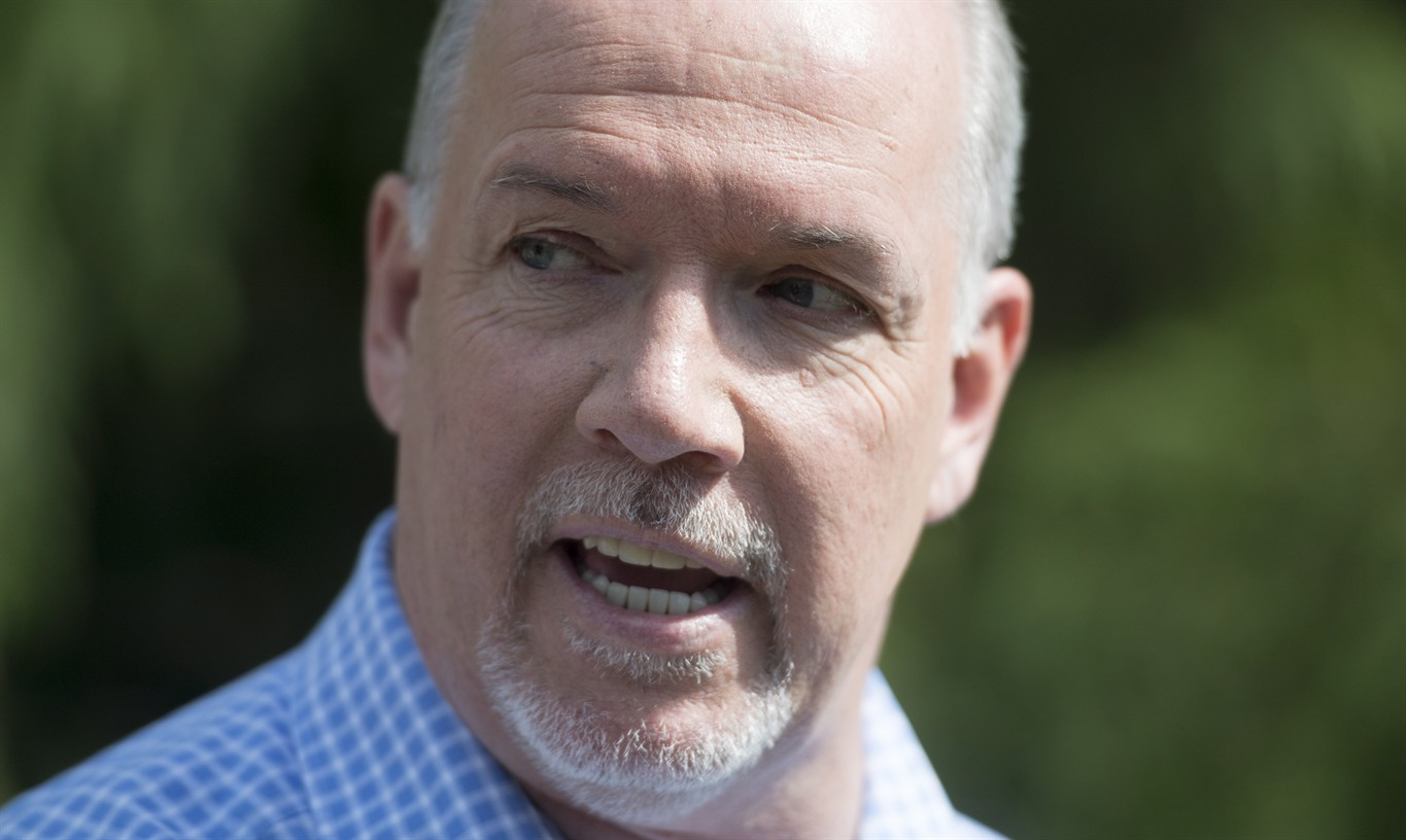 Horgan and Weaver respond to Premiers letter about Site C delays