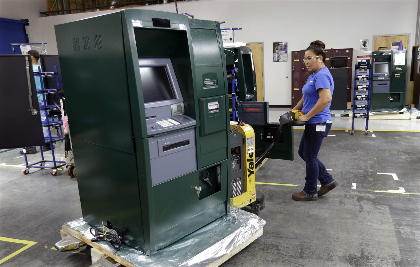US Factory-Sector Activity Hits 13-Year High