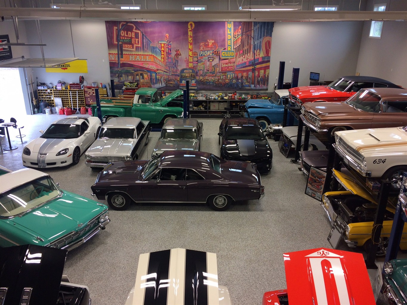 Lifetime collection\' of classic, cars lost in fire in Langley, B.C. ...