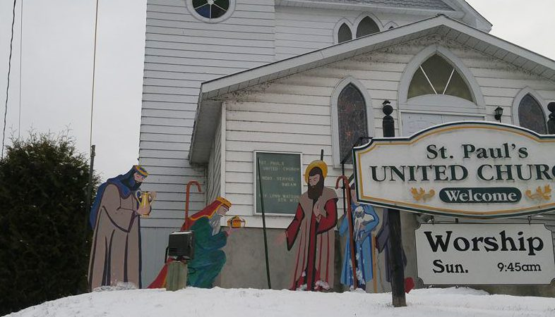 Stolen Jesus, Mary returned to Bancroft nativity scene