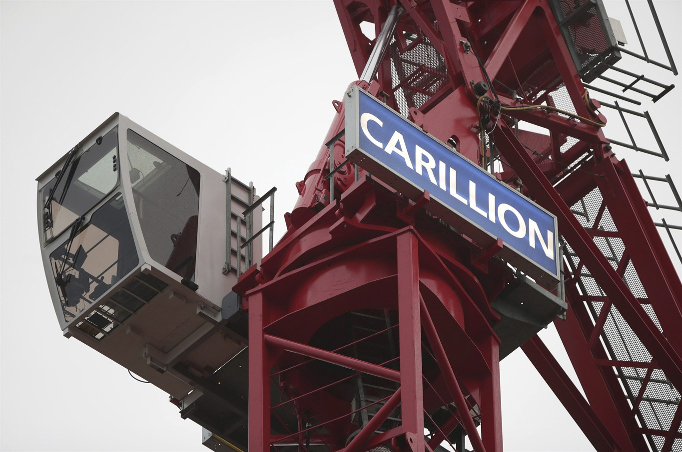 Carillion facing liquidation leaving thousands of jobs at risk