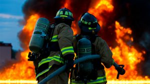 Fire Safety Education Planning for February