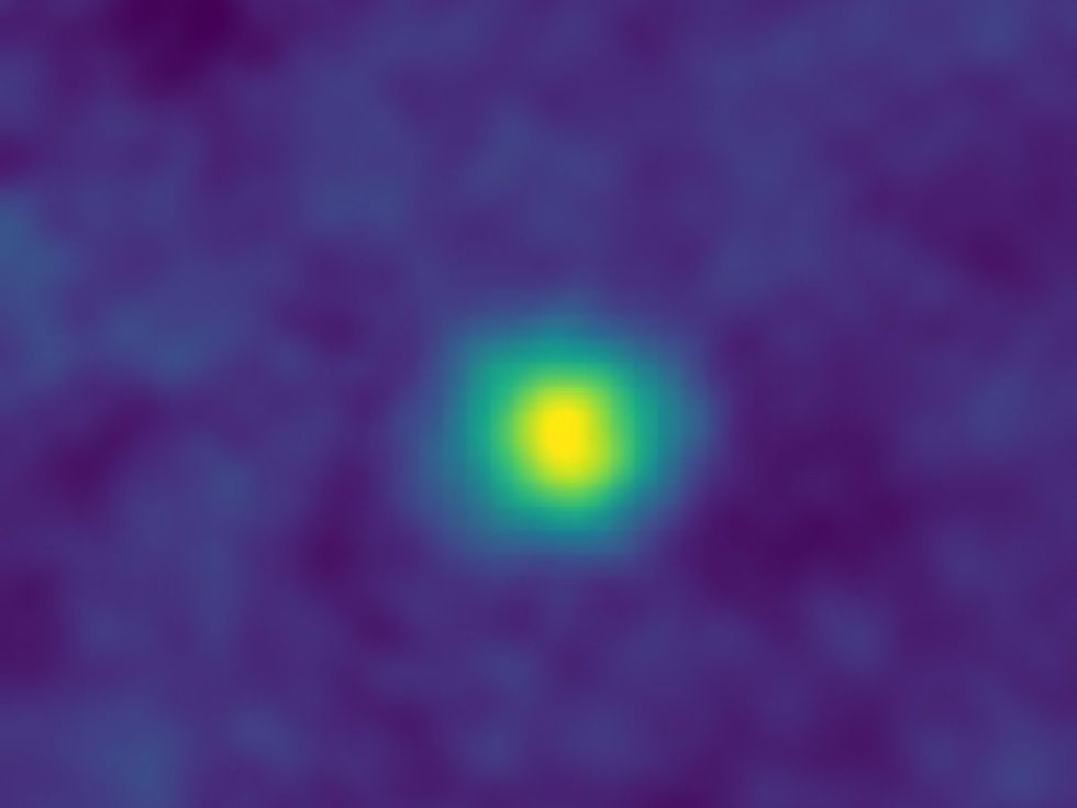 NASA captures record-breaking images over six billion kilometres from Earth