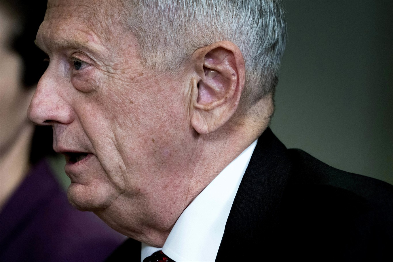 Mattis makes surprise Afghanistan visit to talk about peace with Taliban