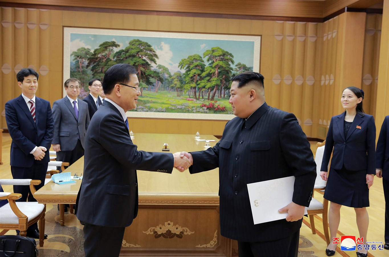 Seoul aims for more talks about talks with North Korea