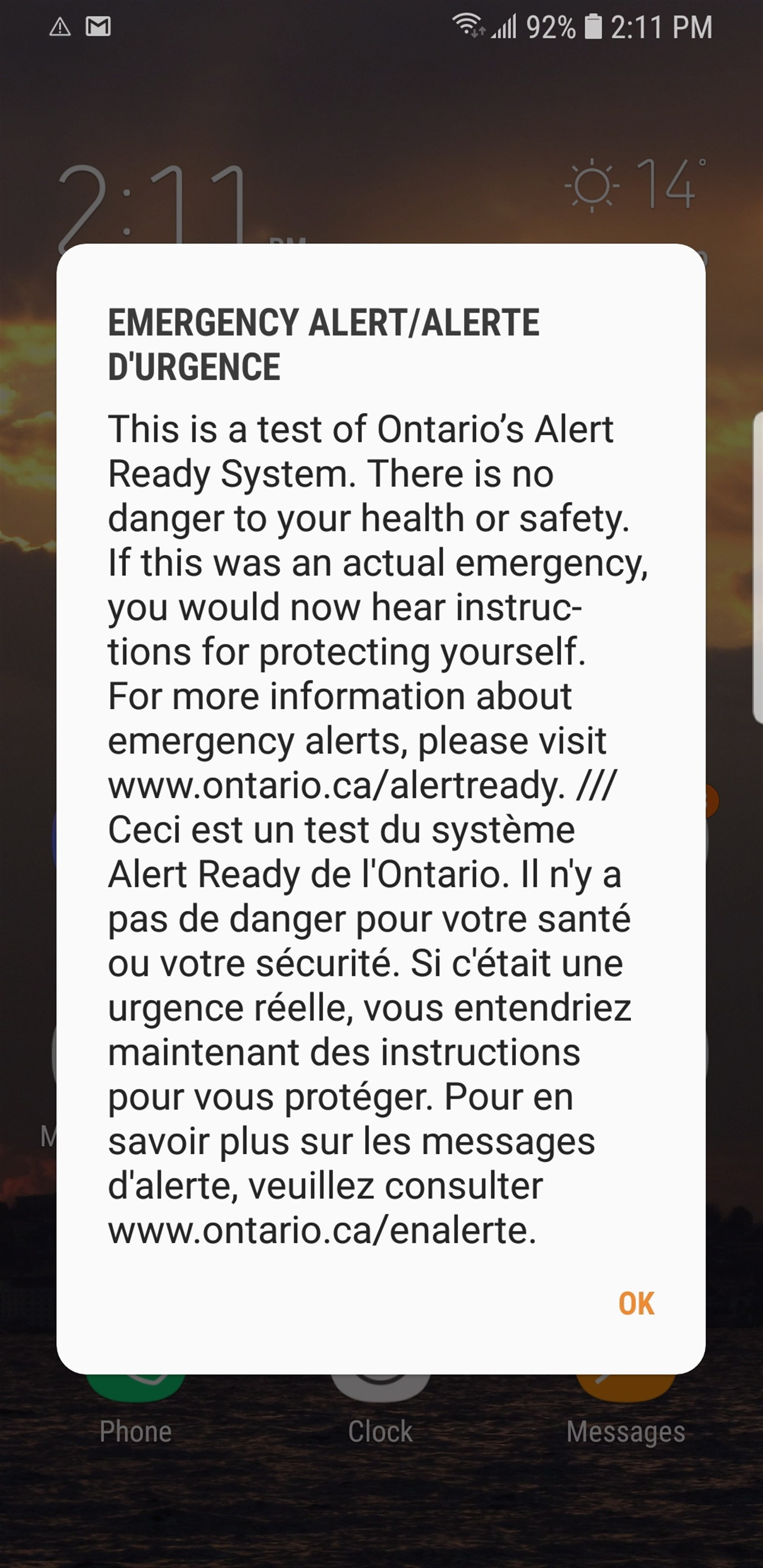 Serious glitches\' mean a fail in Quebec, Ontario for emergency ...
