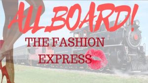 All Aboard The Fashion Express - Local Trends Fashion Show @ Waterloo Central Railway | Saint Jacobs | Ontario | Canada