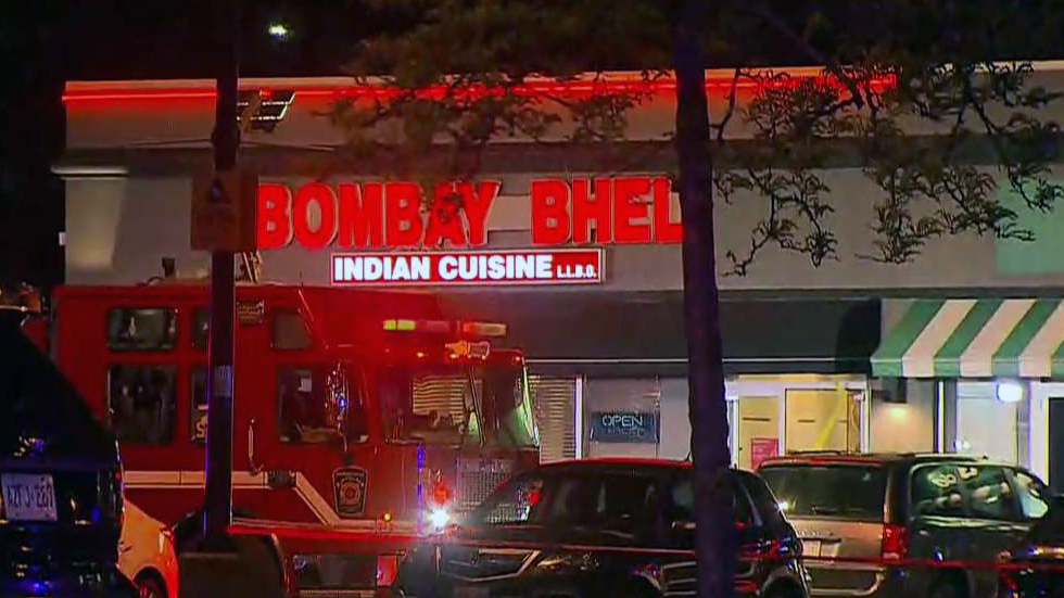 Cops hunt for bombing suspects after restaurant blast injures 15