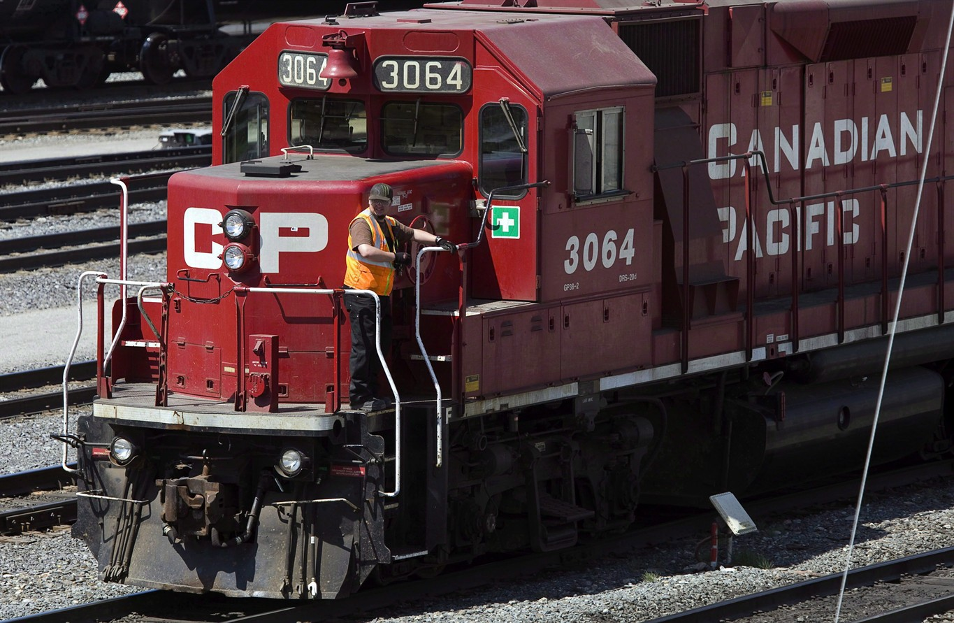 Rail Strike Threatens Canadian Shipping