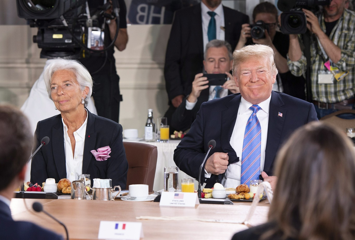 Trudeau said nothing at G7 he hasn't told Trump in person: office
